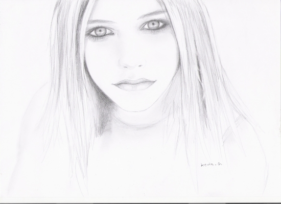 Avril Lavigne by ksnake